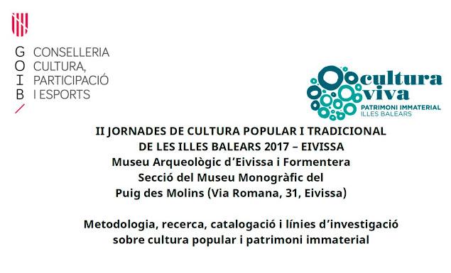 II Jornades de Cultura Popular i Tradicional de les Illes Balears