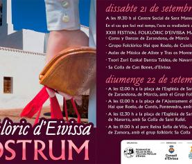 XXIII Festival folklòric d'Eivissa MARE NOSTRUM