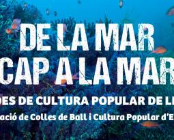 DE LA MAR CAP A LA MAR. XX Jornades de Cultura Popular de les Illes Pitiüses
